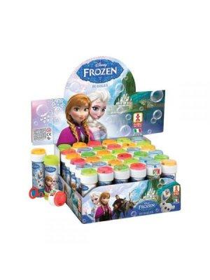 Muilo burbulai Frozen 4vnt asort 60ml.