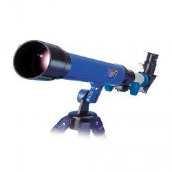 Teleskopas astronominis su trikoju
