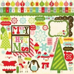 Kalėdiniai lipdukai