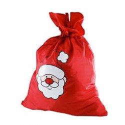 Kalėdų senelio dovanų maišas
