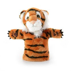 Lėlė ant rankos Tigras