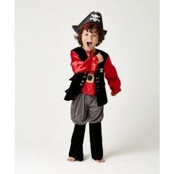 Pirato kapitono kostiumas