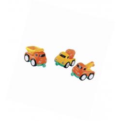 Statybiniai sunkvežimiai 3vnt. Whizz World