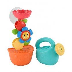 Vonios žaislai Gėlytės ir laistytuvas