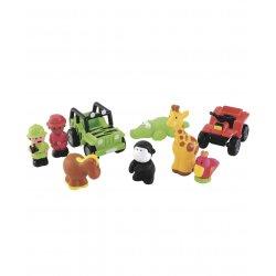 Žaislų rinkinys Safari Adventures