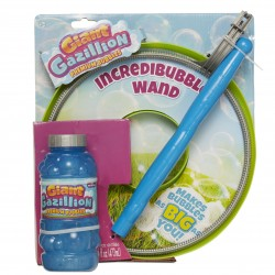 Muilo burbulai Incredibubble Wand 473ml
