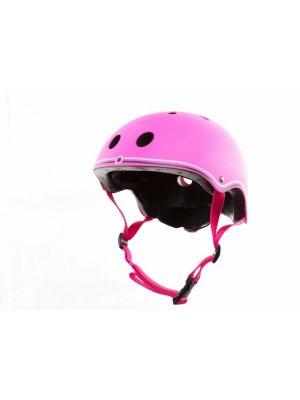 Šalmas JUNIOR pink 806C (51-54CM) 500-110
