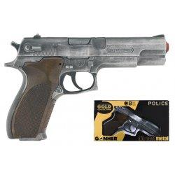 Gonher pistoletas policininko