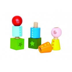 Blokeliai Twist&Turnables E0416