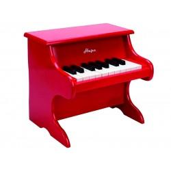 Pianinas raudonas E0318