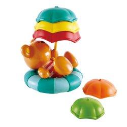 Vonios žaislas Tedžio skėtukai E0203