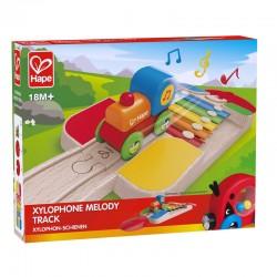 Žaidimas-ksilofonas Melodijų trasa E3813