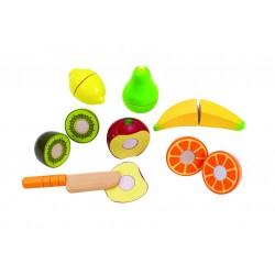 Žaislinis rinkinys Švieži vaisiai E3117