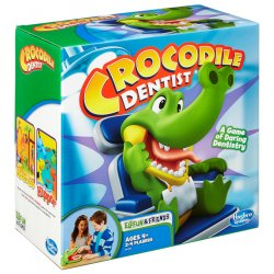 Hasbro GAMING žaidimas Crocodile Dentist B0408127
