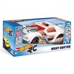 Hot WHEELS automobilis RC Night Shifter