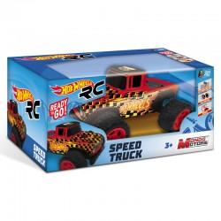 Hot WHEELS automobilis RC Speed Truck