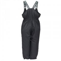 Kelnės su petnešomis Funny Dark Gray 21750016-00018-104