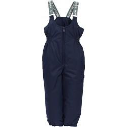 Kelnės su petnešomis FUNNY navy 21750016-00086-128