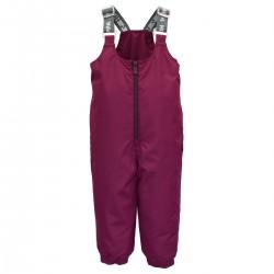 Kelnės su petnešomis Sonny Burgundy 2613BASE-80034-104