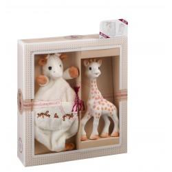 Rinkinys Sophie la Girafe + migdukas