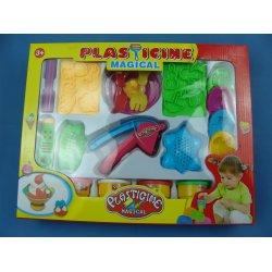 Plastilino rinkinys Ledai 1411K467