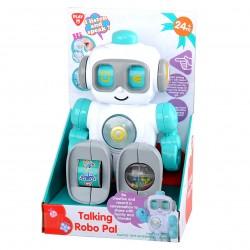 Infant&toddler kalbantis robotas