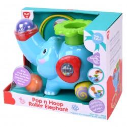 Infant&toddler drambliukas su su kamuoliukais ir žiedais