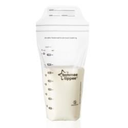 Tommee TIPPEE maišeliai pienui laikyti