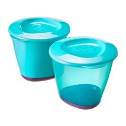 Tommee TIPPEE puodeliai maistui 2vnt