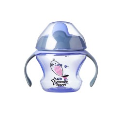 Tommee TIPPEE gertuvė First Trainer Cup 150ml 4m+
