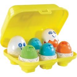 Rinkinys Spalvingi kiaušiniai