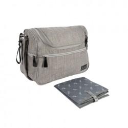 Babies mamos krepšys CLASSIC grey
