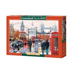 Dėlionė Londono koliažas 1000d. C-103140-2