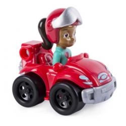Rusty RIVETS žaidimas Rusty Racer Bonus