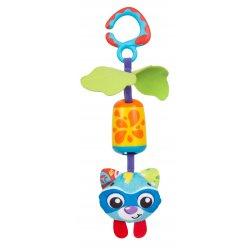 Pakabinamas žaislas Cheeky Chime Rocky Racoon