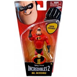 Incredibles figūrėlė 4