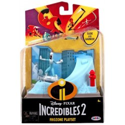 Incredibles figūrėlė Action Pack Frozone wAccy