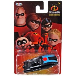 Incredibles transporto priemonė 1:64 Die Cast Incredibile