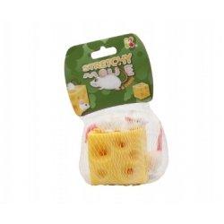 Išsitempiantis žaislas Pelytės ir sūris NV108