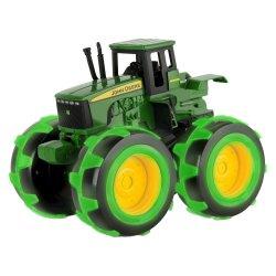 John DEERE traktorius su šviečiančiais ratais Monster 46434B