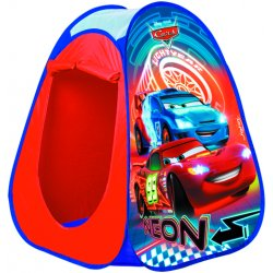 Palapinė 75x75x90cm POP UP DISNEY CARS
