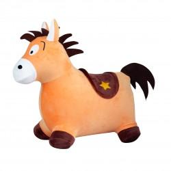 Šokinėjimo ponis švelniu paviršiumi Hop Hop Pony