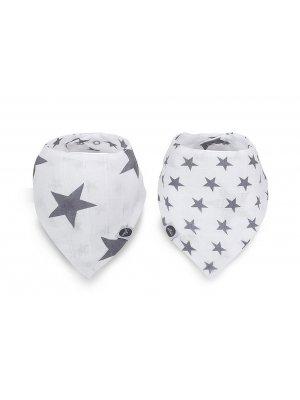 Kaklaskarė Little Star Grey 2vnt .
