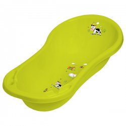 Vonelė 100cm Funny farm green meadow 8718-274