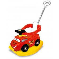 Mašina paspirtukas 4-in-1 Light n' Sound McQueen