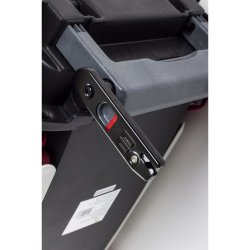Automobilinė kėdutė Expander Isofix Grey