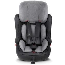 Automobilinė kėdutė FIX2GO blackgray ISOFIX