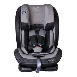 Automobilinė kėdutė Gravity Grey