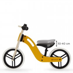 Kinderkraft balansinis dviratis UNIQ Honey 12'' KKRUNIQHNY0000