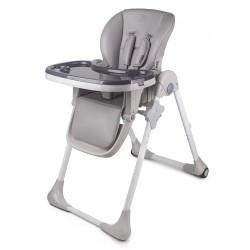 Maitinimo kėdutė YUMMY grey